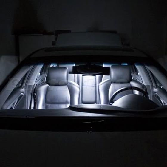 2006 Lexus Lx Interior: 8pcs New For 2006-2012 Lexus IS250 IS350 White LED