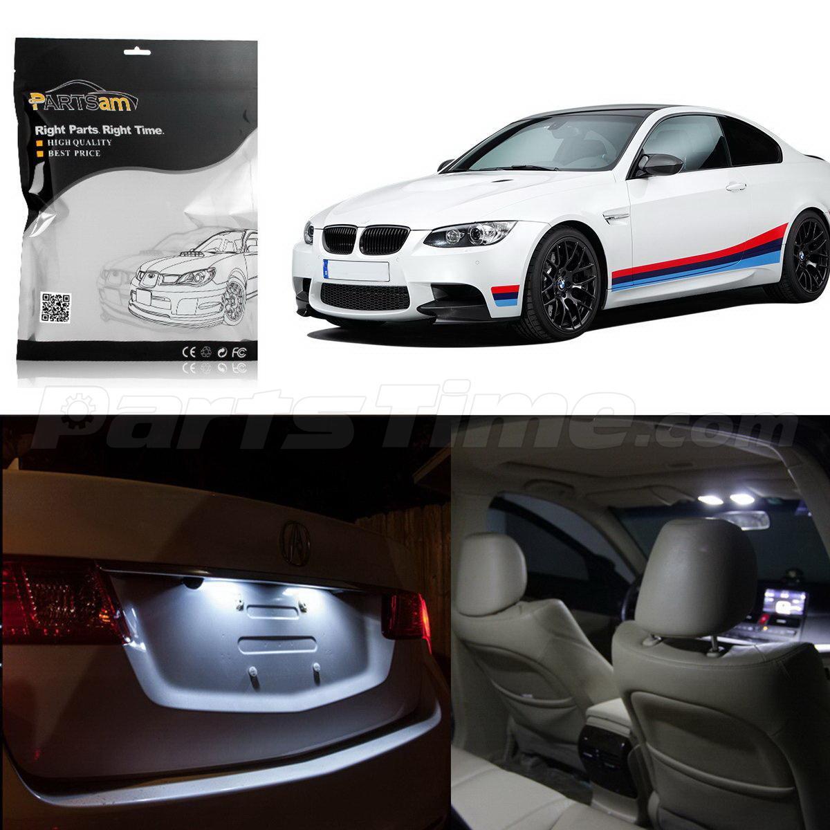 Bmw Xi 2006: 16x White Interior LED Package For BMW E46 1999-2006 Error