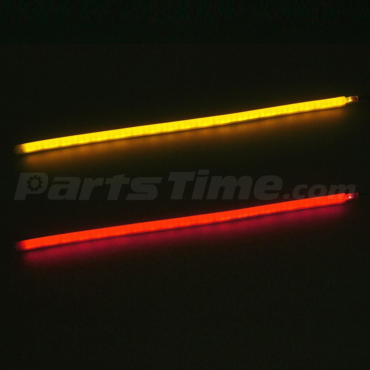 car shine 324 3528 led neon strips bar kit 60 truck tailgate red led. Black Bedroom Furniture Sets. Home Design Ideas