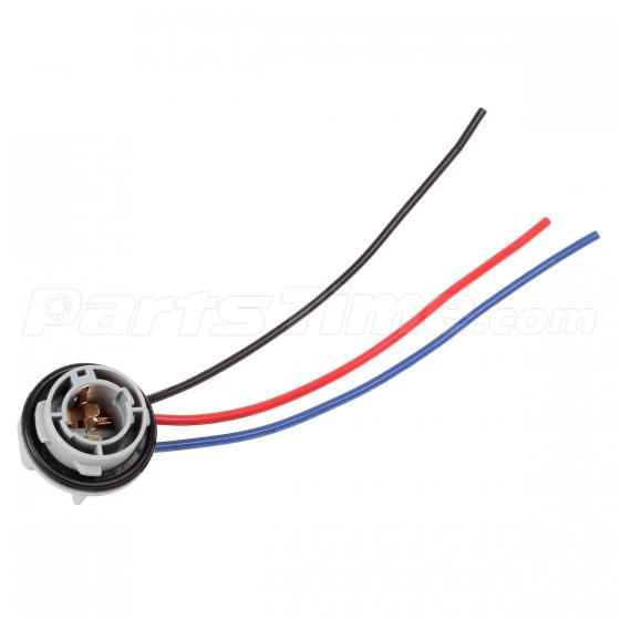 4x 1157 2057 1158 2357 Adapter Wiring Harness Sockets For