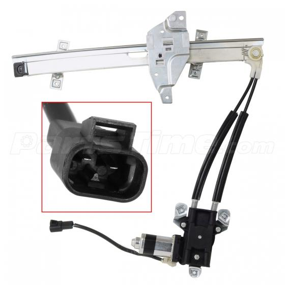 Front power window regulator w motor right side rh for for 1998 buick regal window motor