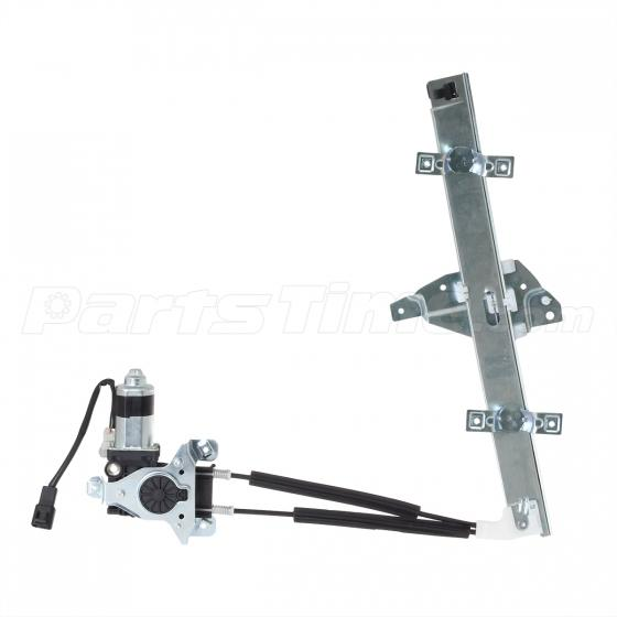 Front power window regulator w motor left side for buick for 2002 buick regal window regulator
