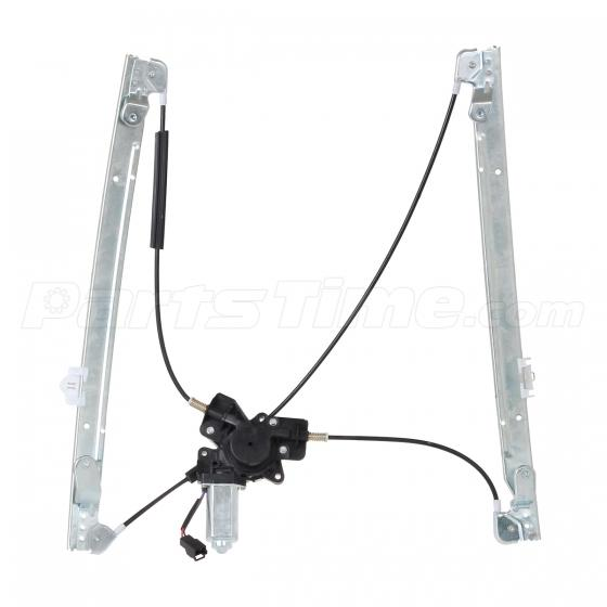 Front driver side power window regulator w motor for for 2002 chrysler town and country window regulator