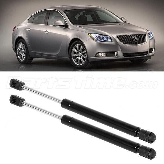 2Pcs Trunk Lift Supports Struts For 1999-2005 Buick