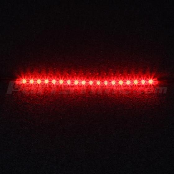 14pc 3 Lighting Modes Red Neon Light Underglow Underbody Truck Car Strip Bar Kit