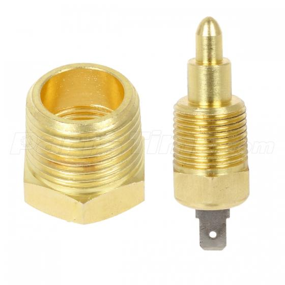 2pcs 200 degree thermostat temperature switch for 10 12 14 16 cooling fan ebay - Four 200 degres thermostat ...