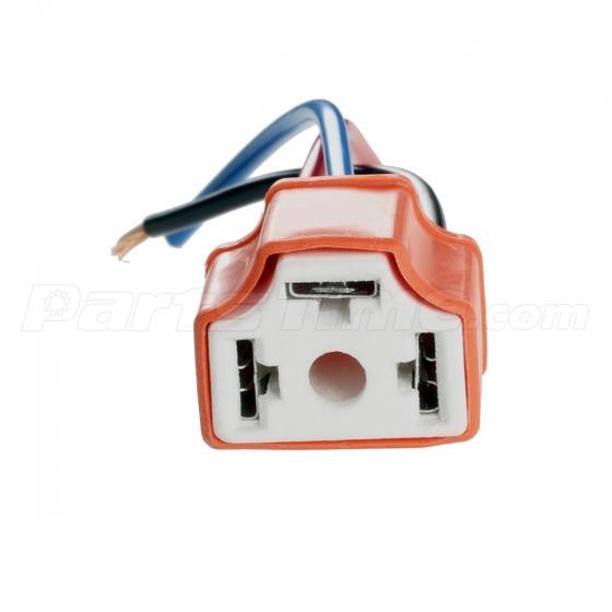 9003 bulb wiring diagram 9003 image wiring diagram 2 h4 9003 heavy duty wire headlight harness socket ceramic on 9003 bulb wiring diagram