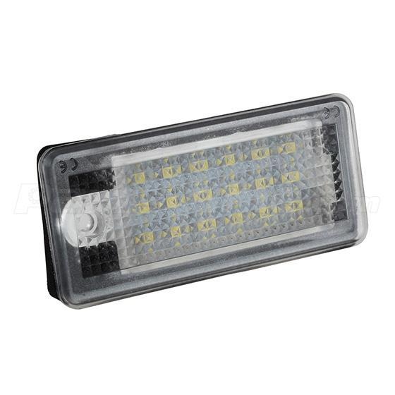 2pcs White 18 Smd Led License Plate Light Lamp Error Free