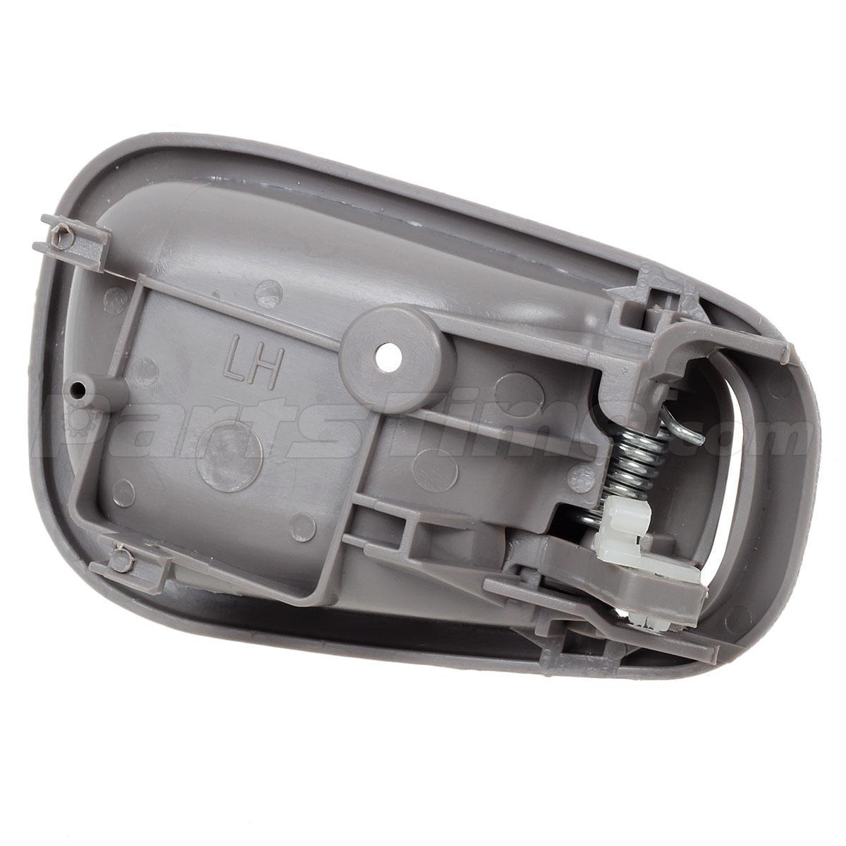 For 1998 2002 Toyota Corolla Inner Gray Front Rear Left Driver Lh Door Handle Ebay