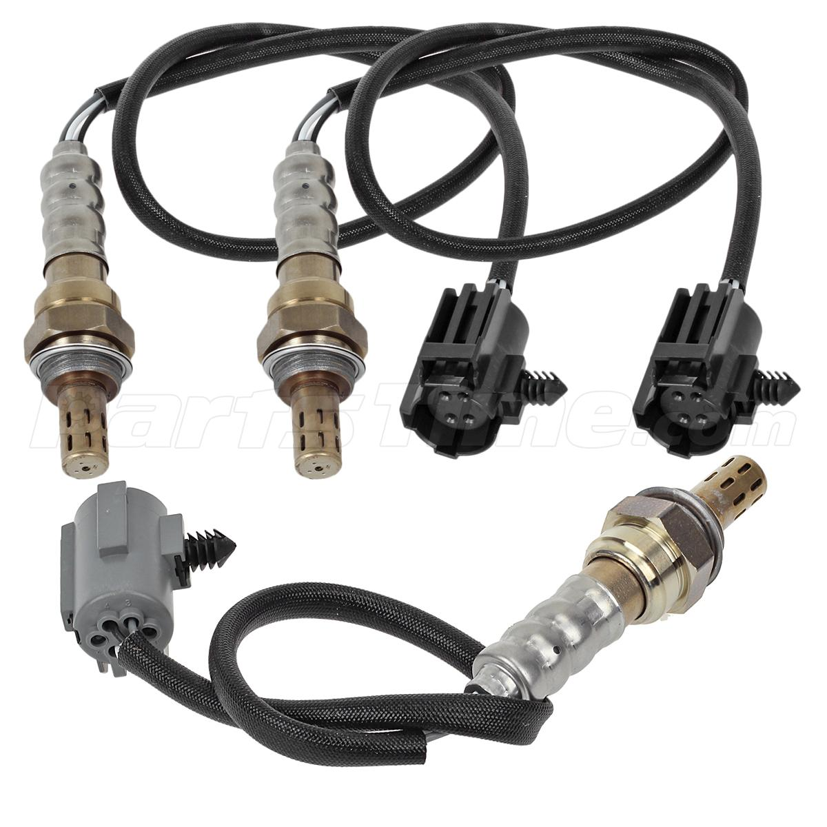 on 2000 Dodge Ram 1500 Oxygen Sensor