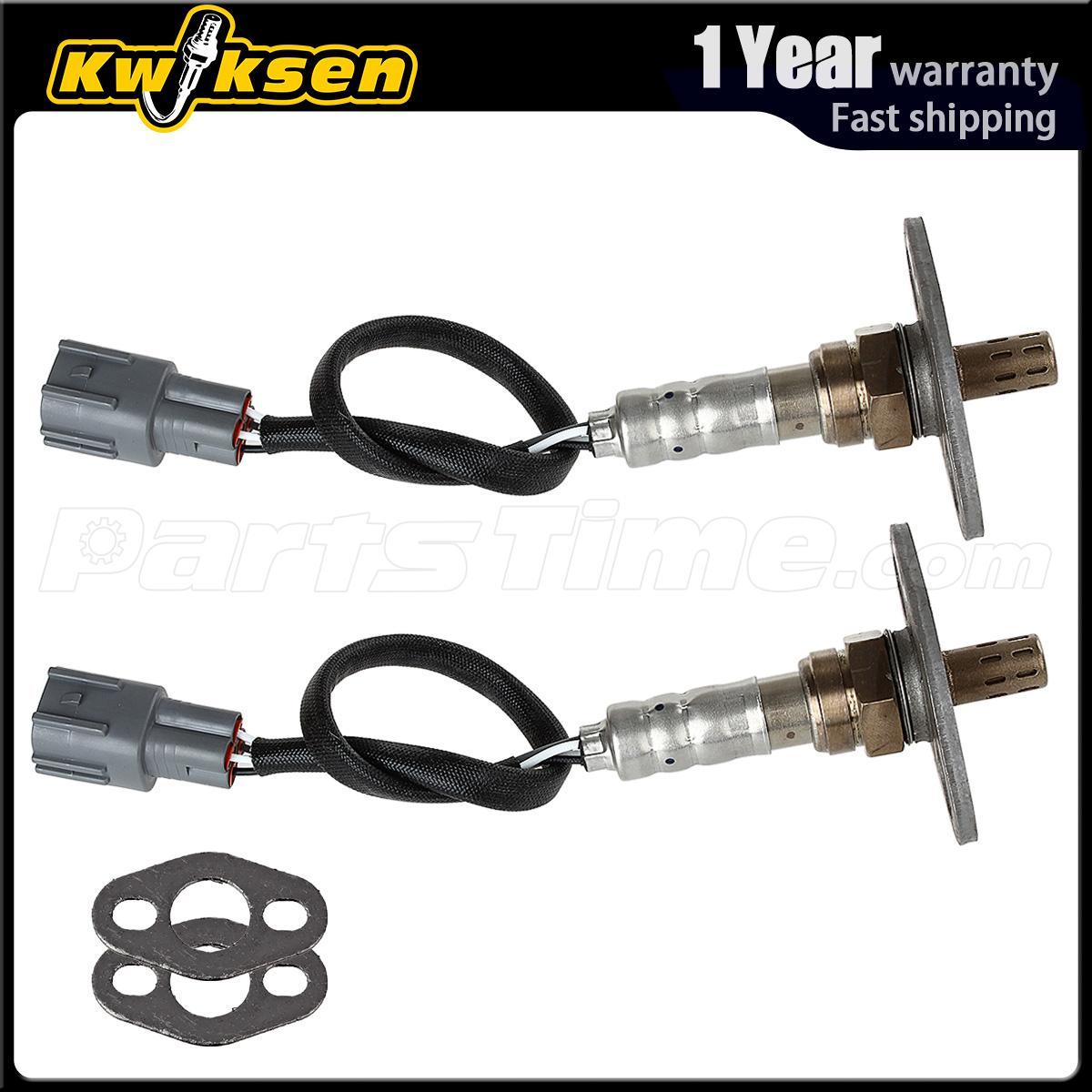 2pc oxygen o2 sensor 1 2 234 4162 for 1995 1998 toyota for 1998 honda civic dx window crank